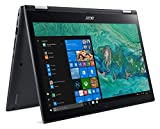 "Acer Spin 3 SP314-51-38XK, 14"" Full HD IPS Touch, 8th Gen Intel Core i3-8130U, 4GB DDR4, 1TB HDD, Convertible, Steel Gray"