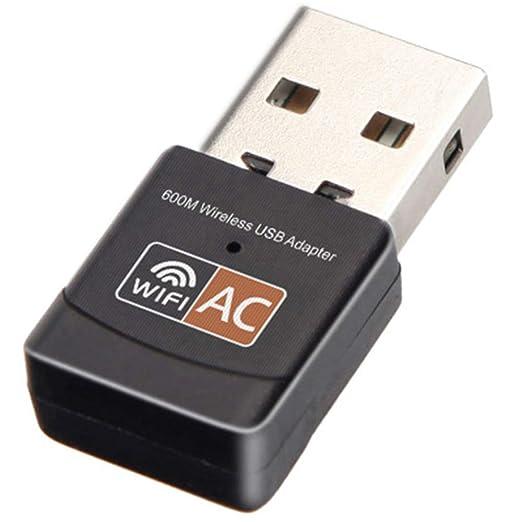 TNUGF Amplificador WiFi Receptor de señal WiFi USB Tarjeta ...