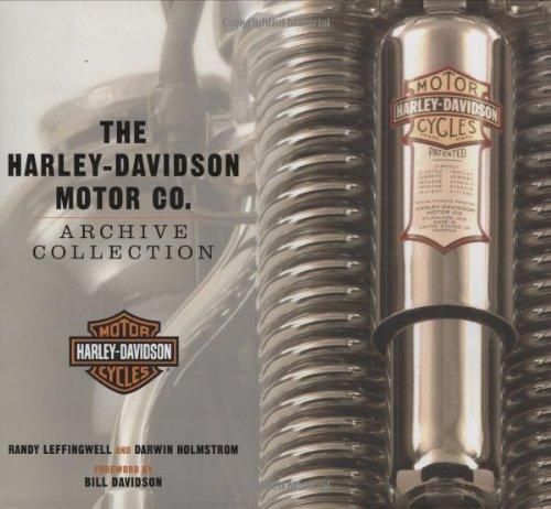 The Harley-Davidson Motor Co. Archive - Harley Davidson Catalog