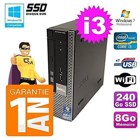 Mini PC Dell 790 Ultra USFF Core I3 - 2100 8 GB disco 240 GB SSD ...
