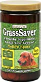 NaturVet GrassSaver Chewable Wafers, 100-Pack, My Pet Supplies