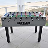 Kettler Carbon Foosball Outdoor Table