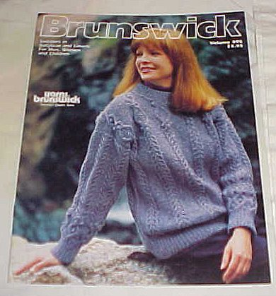 - Brunswick Knit Crochet Sweaters in Ballybrae and Limeric for Men, Women and Children Volume 895 (1988)