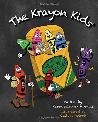 Download The Krayon Kids pdf
