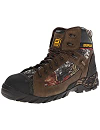 Caterpillar Men's Hoit Mid Wp CT Work Boot