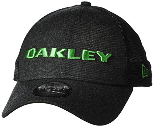 Galleon - Oakley Men s Heather New Era Hat 516fa34b8b89
