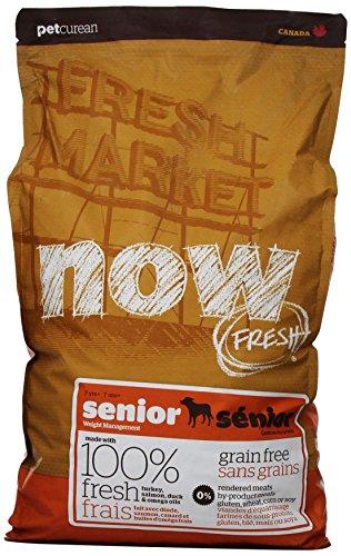 now-152347-fresh-grain-free-senior-dog-food-12-pound-bag