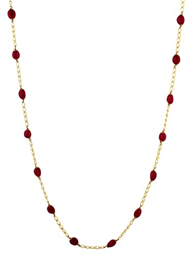 4628225433b Buy Vama Fashions Ruby Beads Fancy Waist Belt Hip Chain Designer Waist Chain  for Women Online at Low Prices in India | Amazon Jewellery Store - Amazon.in