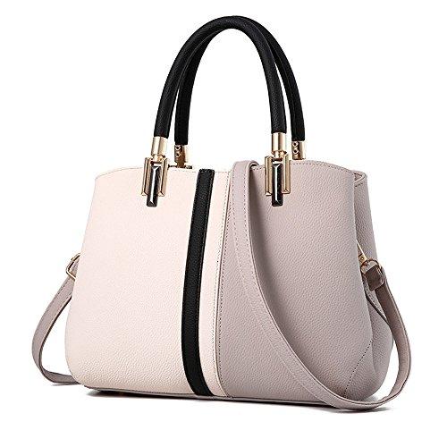 Meaeo Bag_bag Shoulder Messenger Bag 2018 New Korean Fashion Single Shoulder Contrast Cb