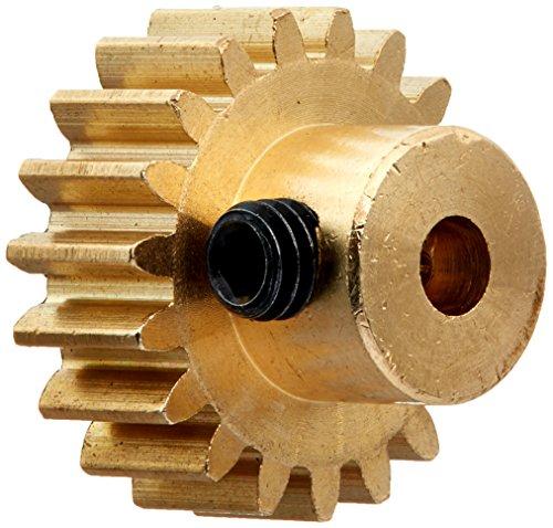 Redcat Racing 11179 19T/.6 Module Brass Pinion Gear