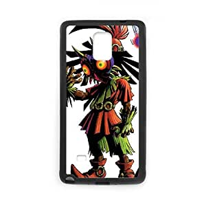 the legend of zelda twilight princess Samsung Galaxy Note 4 Cell Phone Case Black 53Go-484899