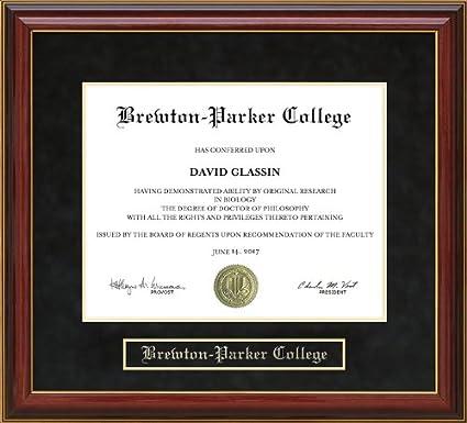 Amazon com - Wordyisms Brewton-Parker College (BPC) Mahogany