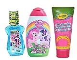 My Little Pony Firefly Mouthwash and Bath Set