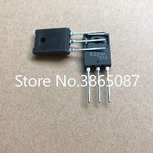 Generic 2SK2916 K2916 2SK2467 K2467 TO-3PF Power MOSFET Transistor 10PCS//LOT