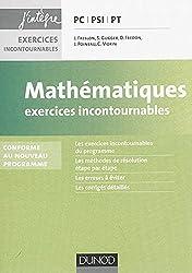 Mathématiques Exercices incontournables PC-PSI-PT - 2ed. - nouveau programme 2014