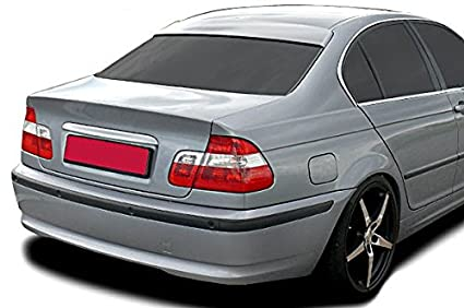Amazon Com Roof Extension Rear Window Cover Spoiler Wing Trim Abs