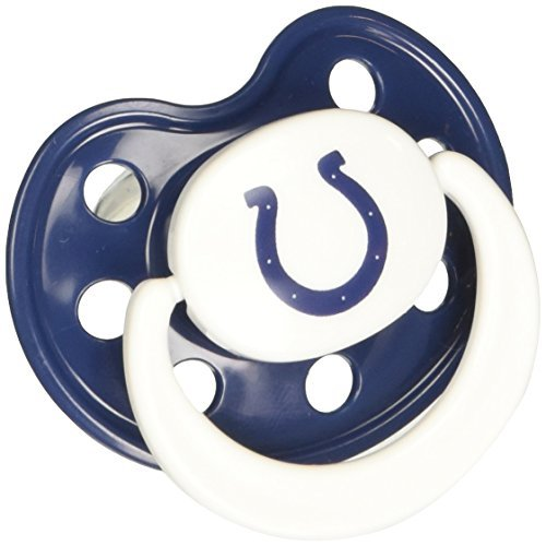 Baby Fanatic Pacifier, Indianapolis Colts by Baby - Indianapolis Mall Shopping