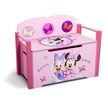 Minnie Mouse Storage Toy Box Wow Blog