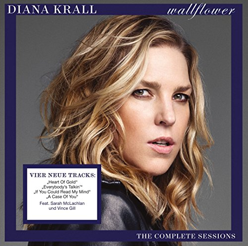 Diana Krall - Wallflower The Complete Sessions [super Deluxe Edition] - Zortam Music