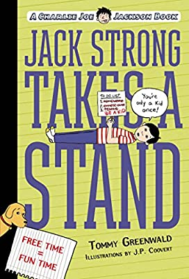 Jack Strong Takes a Stand (Charlie Joe Jackson)