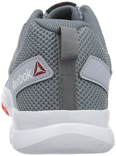 Homme Cloud Grey Reebok Sublite Baskets 0 Basses Asteroid Dust 4 Red White Train Gris Atomic qaqwBZY