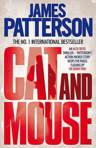 Image result for james patterson cat and mouse
