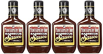 Montgomery Inn Barbecue Sauce 18oz Bottles (Pack of 4)