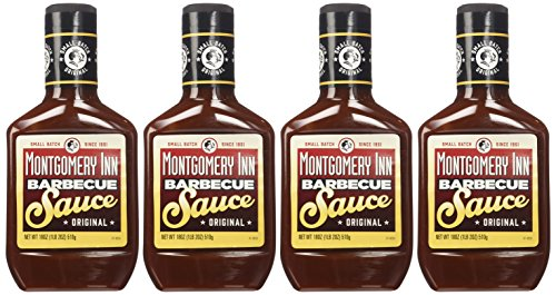 Montgomery Inn Barbecue Sauce 18oz Bottles