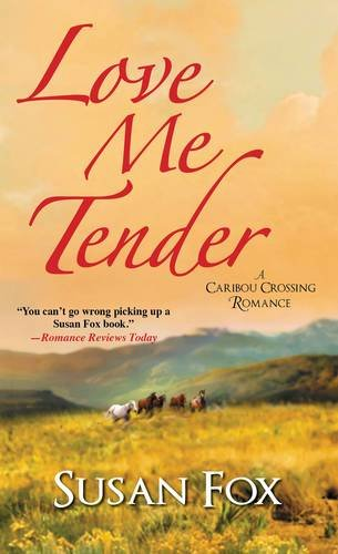 book cover of Love Me Tender