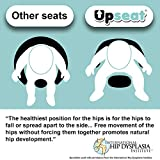 Upseat Baby Floor Seat Booster Chair with Tray