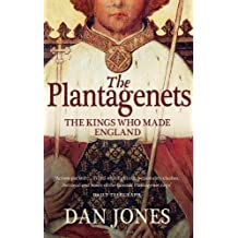 The Plantagenets by Dan Jones (2013-07-04)