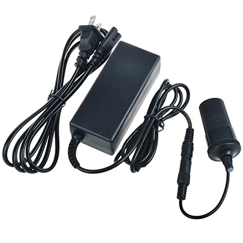 Price comparison product image Accessory USA House AC DC Adapter for Campbell Hausfeld RP3000 Compact Travel 12 Volt Tire Inflator Flashlight 300 PSI 2069 kPa 20, 69bar in Door at Home Outlet Plug Use Power Supply Cord