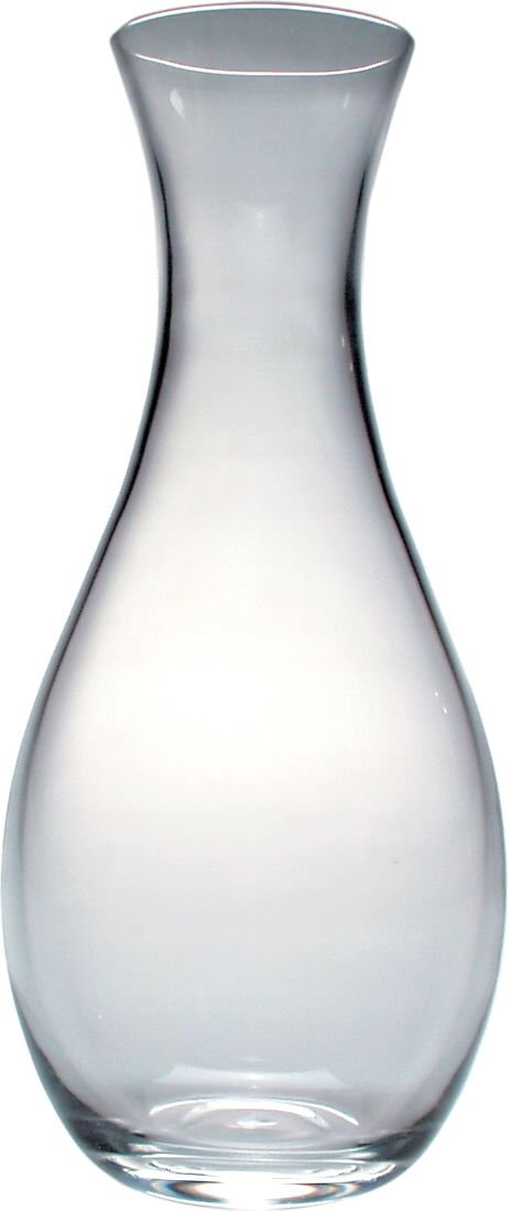 Alessi Mami 10-1/4-Inch by 4-3/4-Inch Crystalline Glass Pitcher by Alessi (Image #1)