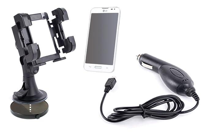DURAGADGET vehículo soporte para tazas teléfono móvil ...