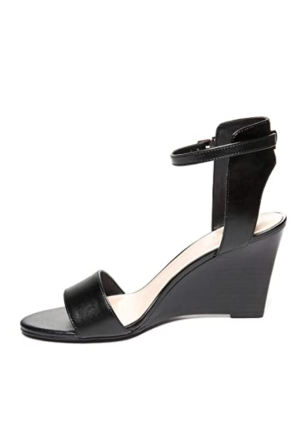 8ef442126ee Nine West Womens Madness Open Toe Formal Ankle Strap Sandals