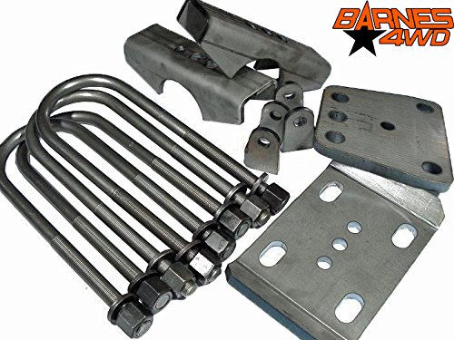 Front Solid Axle - 9