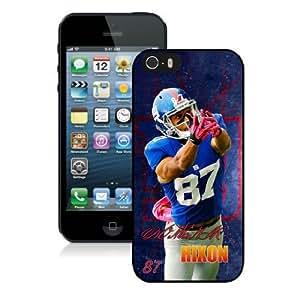 New York Giants-Domenik Hixon_iPhone 5 5S Case