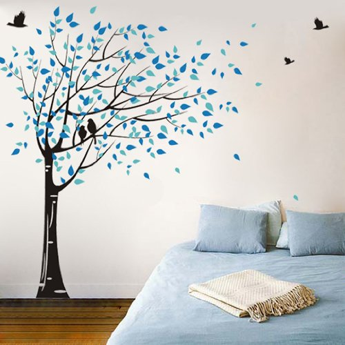 Pop Decors Wall Decals for Nursery Room, Gone with The Wind Tree