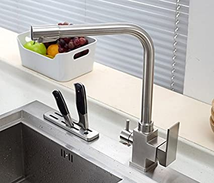 GOWE 304 no PB grifo de la cocina grifos doble función tres forma cocina grifo de