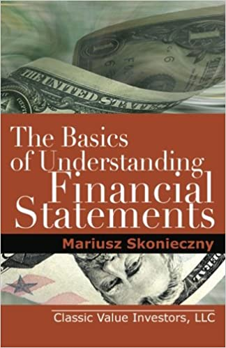the basics of understanding financial statements learn how to read