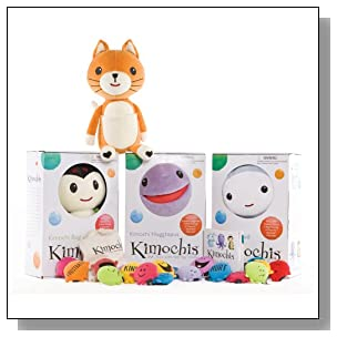 Kimochis Cat Box Set