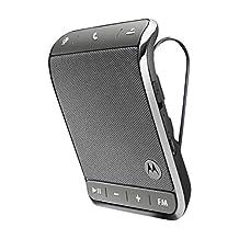 Motorola Roadster 2 Wireless In-Car Speakerphone, Silver