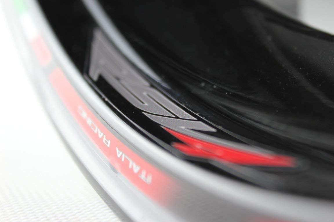 Impressiata Aprilia Rsv4 Motorrad Felgenrandaufkleber Specialgp Rot Komplettset Aufkleber Sticker Auto