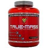 BSN Mezcla de Proteínas y Aminoácidos True Mass, Chocolate, 5.75 lb