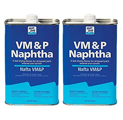 2-Pack VM&P NAPTHA QT by KLEAN-STRIP