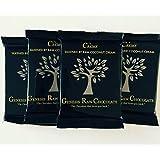 #1 RAW Organic Chocolate Bar (CREME)- Yacon Sweetened. FREE of Gluten, Soy,...