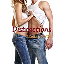 Distractions: A Bad Boy College Romance
