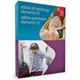 Adobe Photoshop and Premiere Elements V13 , English