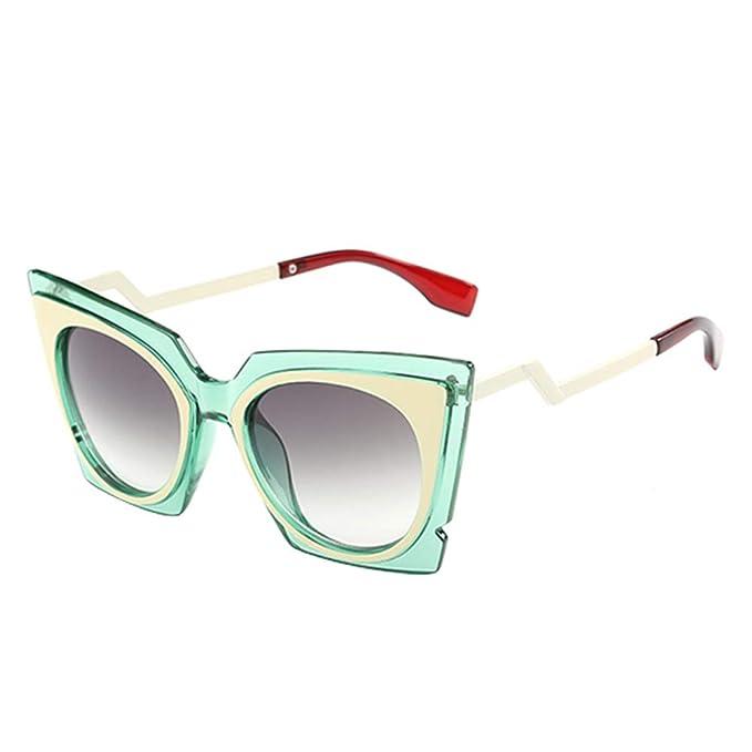 Gysad Gafas de sol Gafas de sol mujer gato Gafas de sol ...