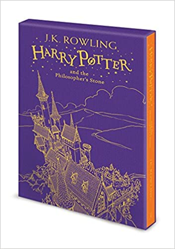 Harry Potter And The Philosophers Stone - Slipcase Edition ...